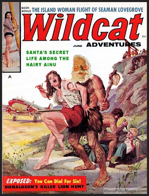 [WILDCAT+ADVENTURES%2C+June+1960+Xmas+spoof%2C+Basil+Gogos+art+REV%5B9%5D]