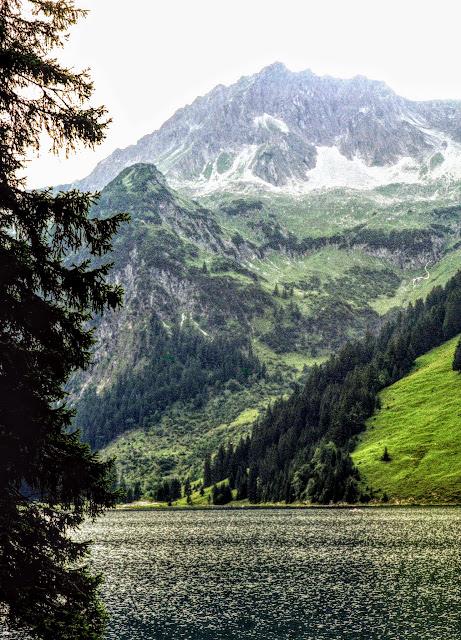 Tannheim Tirol - Vilsalpsee