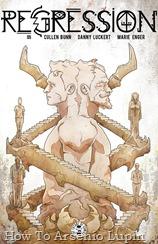 Actualizacion 06/06/2018: Se agrega los números 4, 5, 6, 7, 8 y 9 de Regression por Zur, Raziel36 y Letho para Infinity Comics. Continua la misteriosa y terrorífica historia de Adrian contra fuerzas que apenas el puede entender...