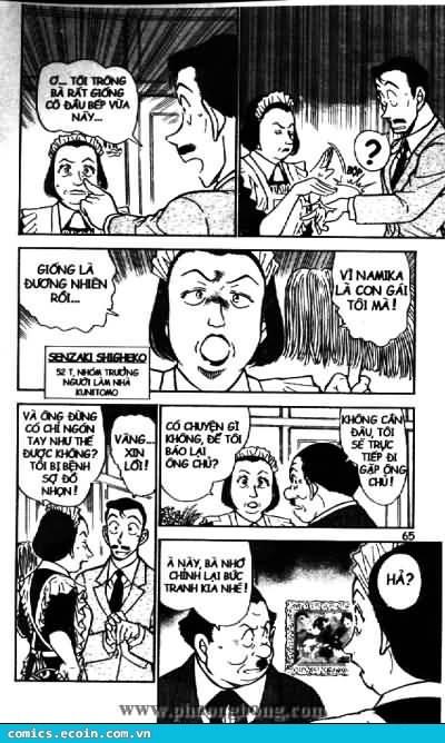 Detective Conan Chap 494 - Truyen.Chap.VN