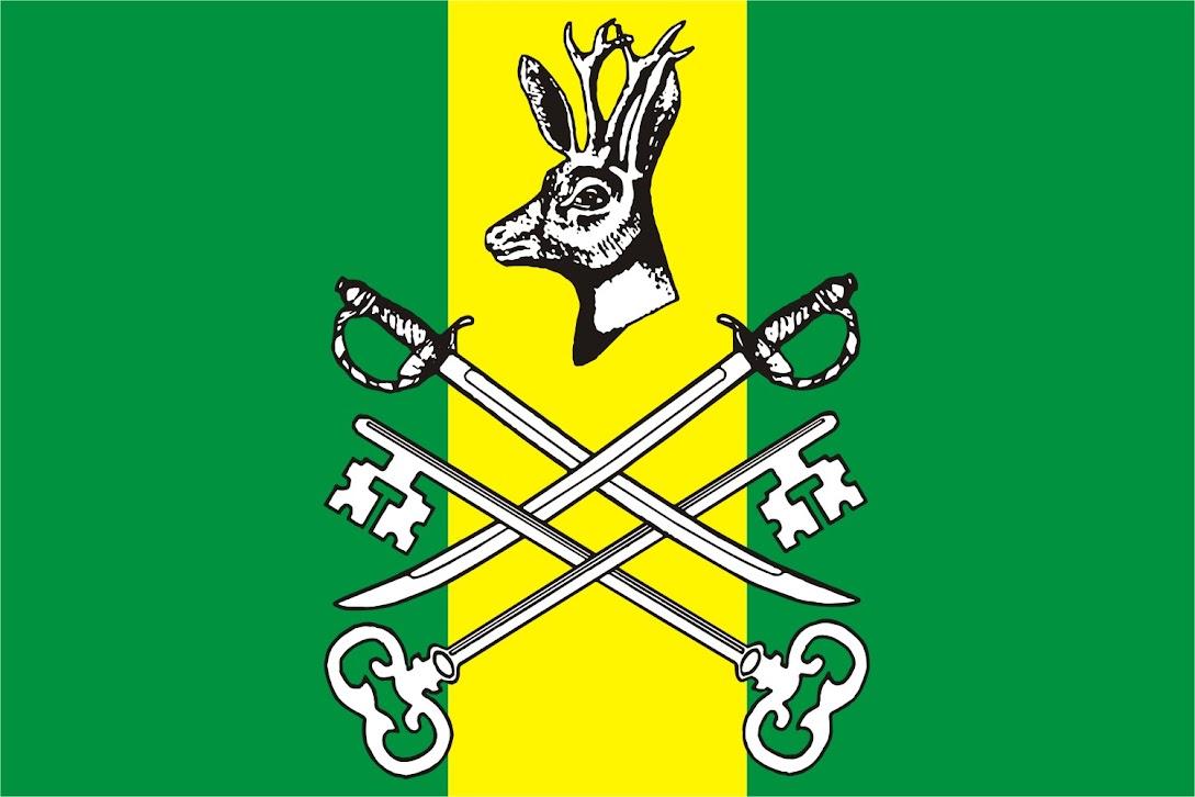 Флаг района