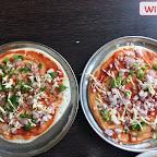 Pizza Making Activity- Fireless Cooking (Jr.KG.) 27-7-2018