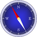 Compass and GPS icon
