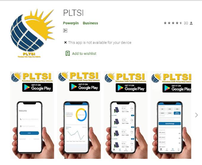 PLTSI Aplikasi Penghasil Uang Terbaru
