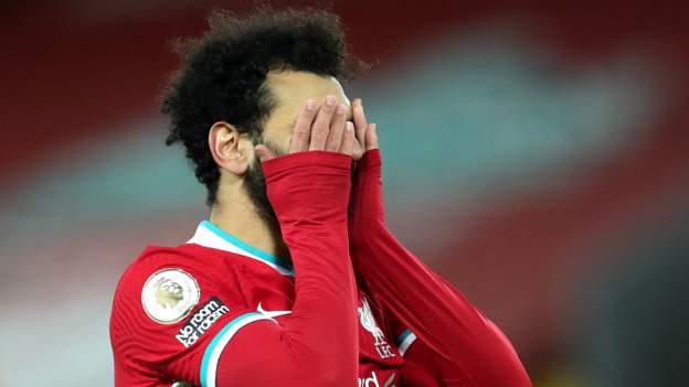 Selepas 1,366 hari, Liverpool akhirnya rebah di Anfield.