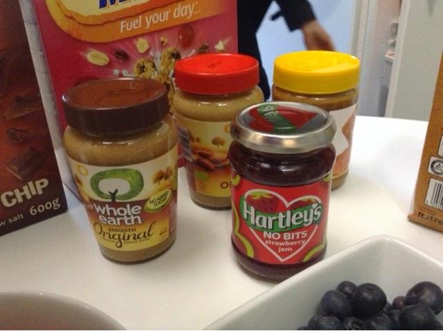 Vegan jams and spreads