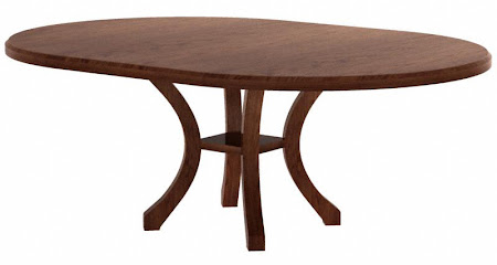 "70"" x 40"" Montrose Conference Table in Frontier Oak"