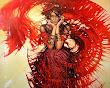 Flame Fantasy Girl