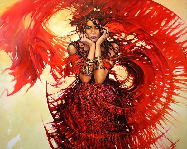 Flame Fantasy Girl, Magic Beauties 2