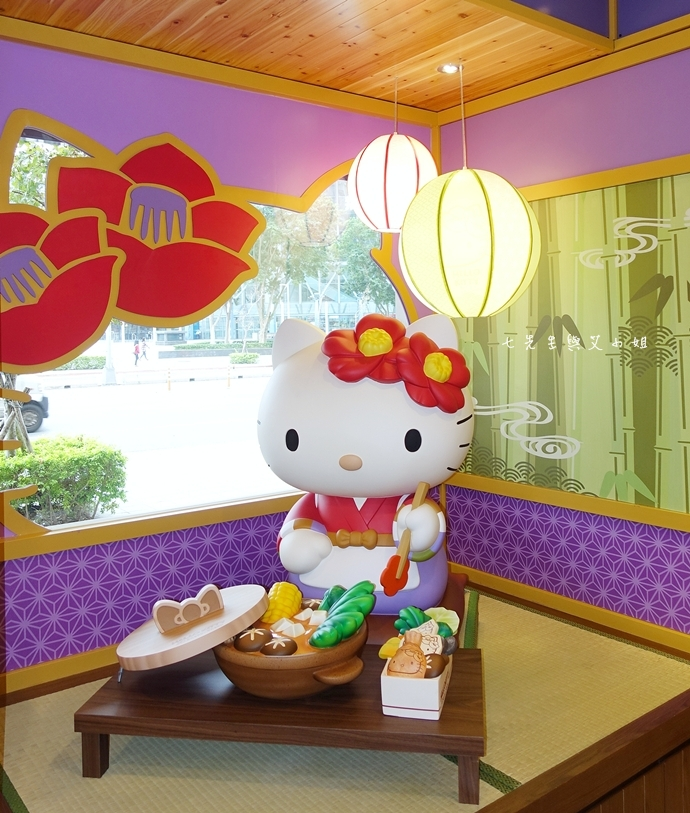 6 HELLO KITTY Shabu-Shabu 火鍋二號店 Hello Kitty  火鍋