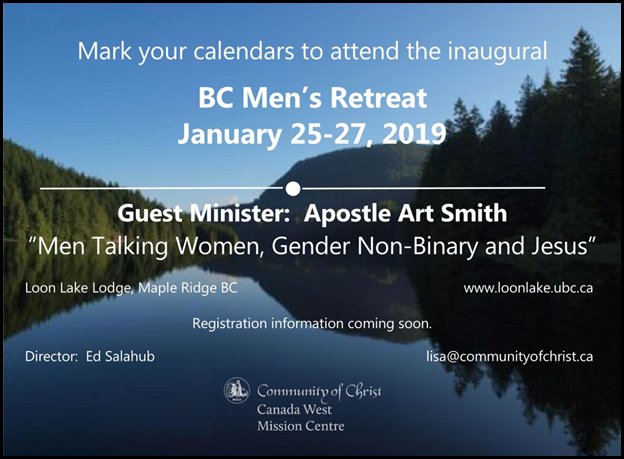 Men's retreat 2