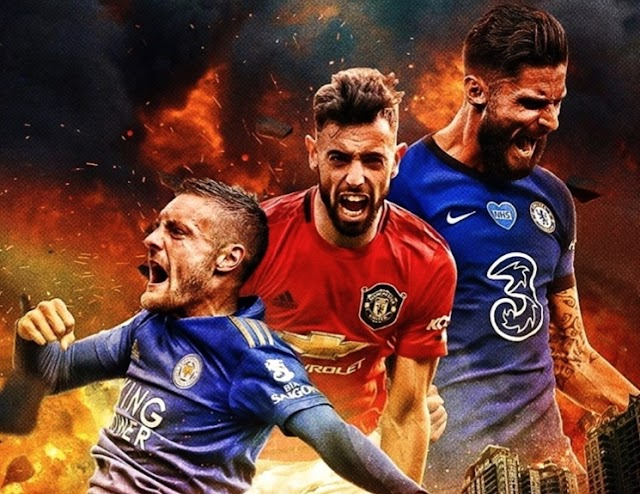 Manchester United,Chelsea Qualify For 2020/2021 Champions League.