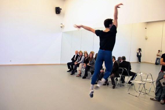 Séptima edición de ¿Tienes un proyecto coreográfico? en el Centro Danza Canal