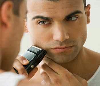 Importancia del hombre andar bien arreglado y afeitado