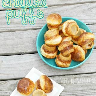 Cheese Puff Bread {Recipe}