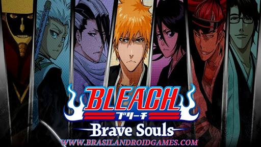 BLEACH Brave Souls APK MOD IMORTALIDADE