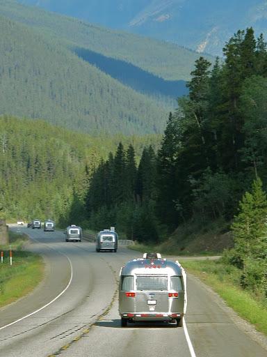 Caravan in BC