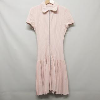 Alaïa Zip Front Dress