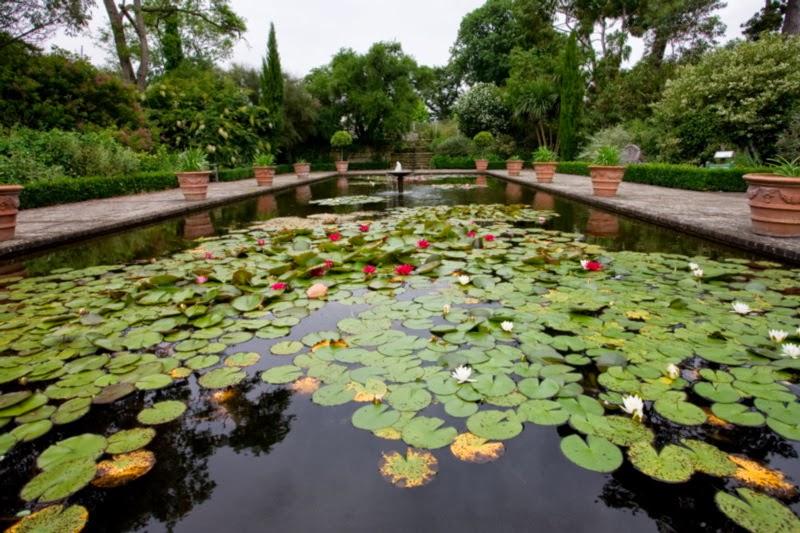 Borde Hill - Italian Garden and Paradise Walk
