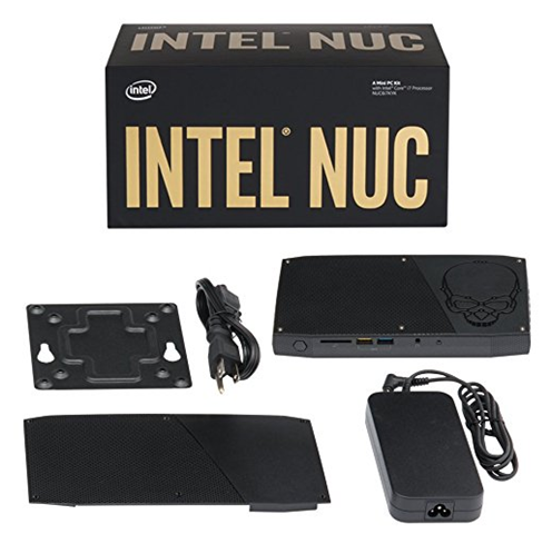Intel NUC Kit NUC6i7KYK Mini PC