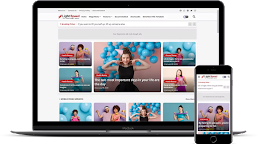 Light Speed Blogger Premium Template 2021 - Chinaitechghana