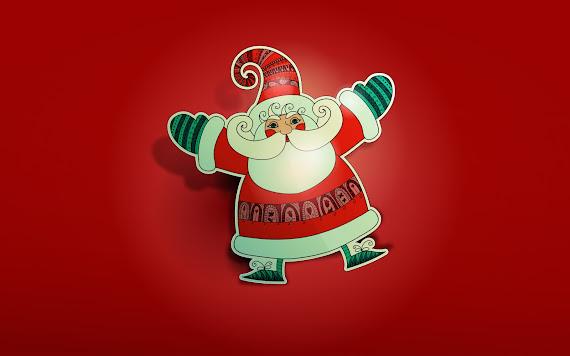 besplatne Božićne pozadine za desktop 1920x1200 free download čestitke blagdani Merry Christmas Djed Mraz