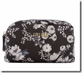 Guess Floral Makeup Purse