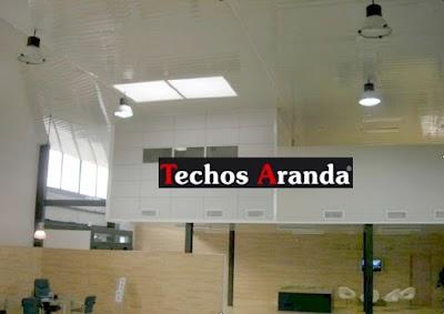 Presupuesto Economico Falsos Techos Aluminio Madrid