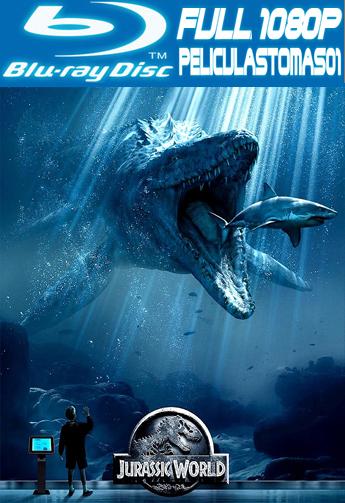 Mundo Jurásico (Jurassic World) (2015) BRRipFull 1080p