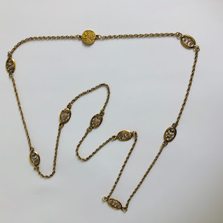10K Gold Necklace