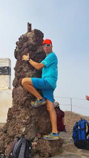 na szczycie