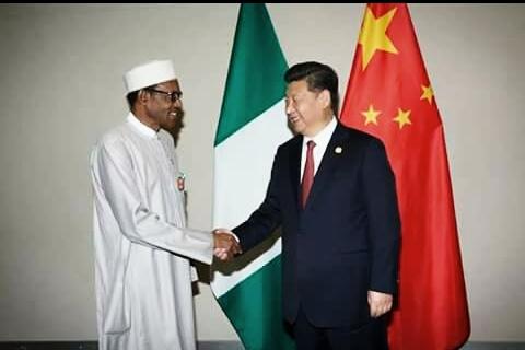 Taimakon Da China Zatayi Wa Nijeriya