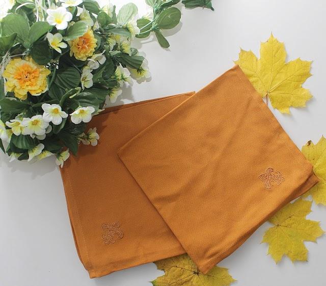 Набор салфеток из текстиля