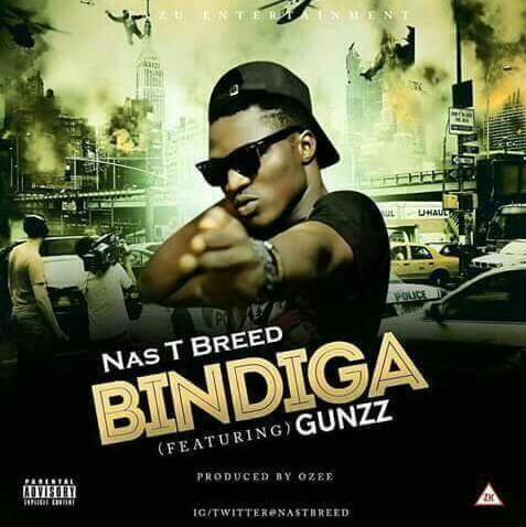Music Premiere: Nas-T-Breed - Bindiga Feat. GunZz | @NasTbreed