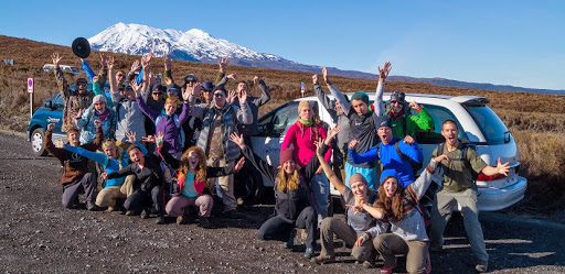 Tongariro Crossing: Pilgrimage DTS 2014