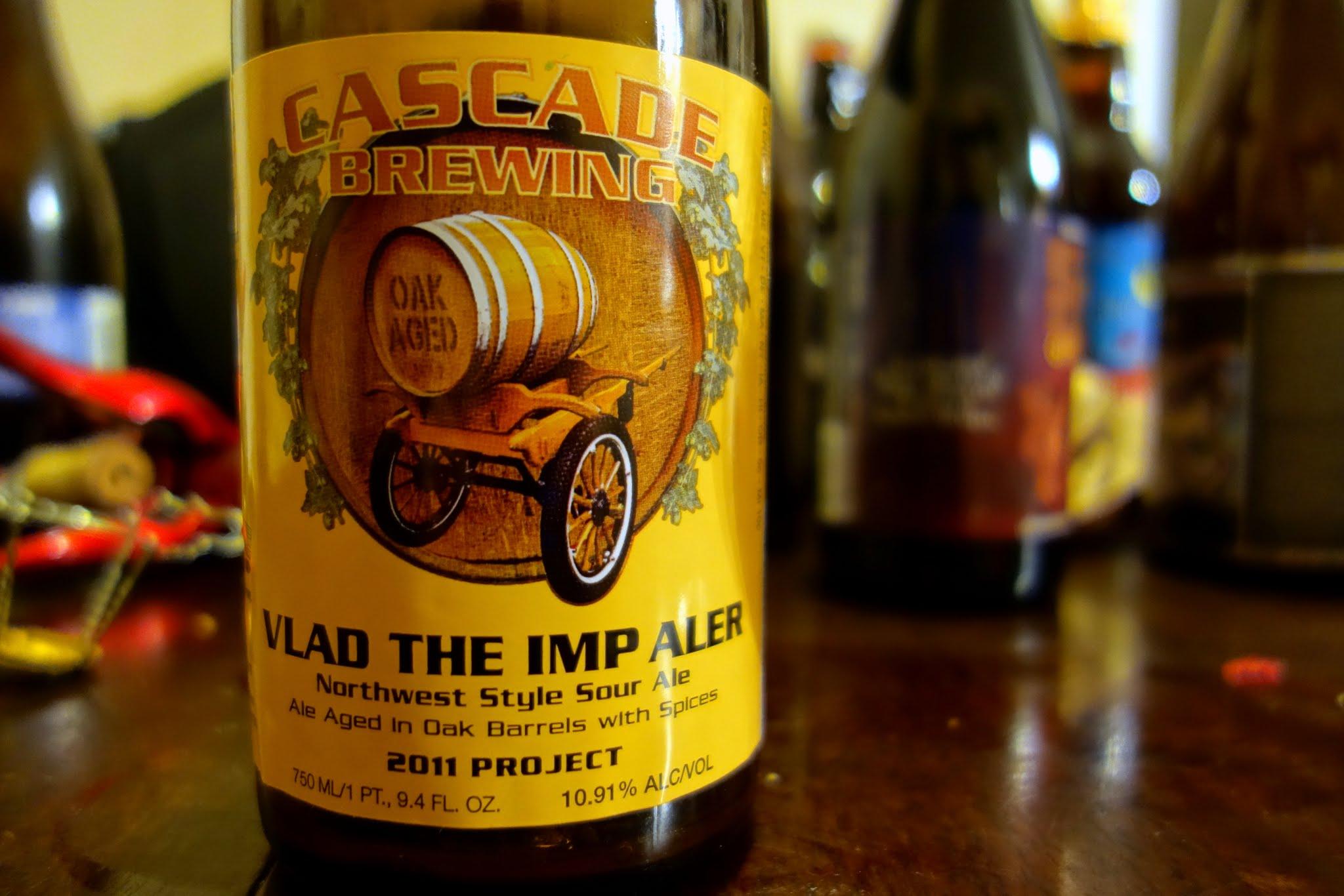 Cascade Vlad The Imp Aler