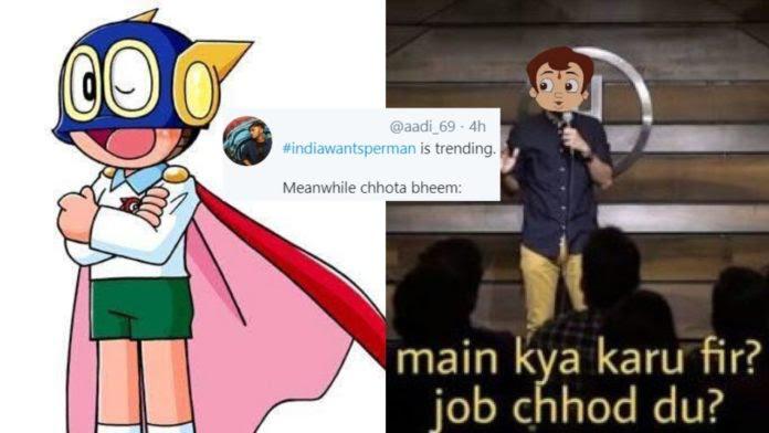 #indiawantsperman