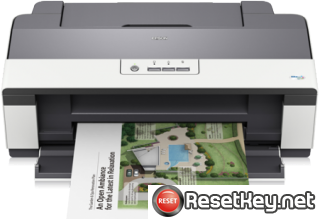 Reset Epson B1100 Waste Ink Counter overflow problem