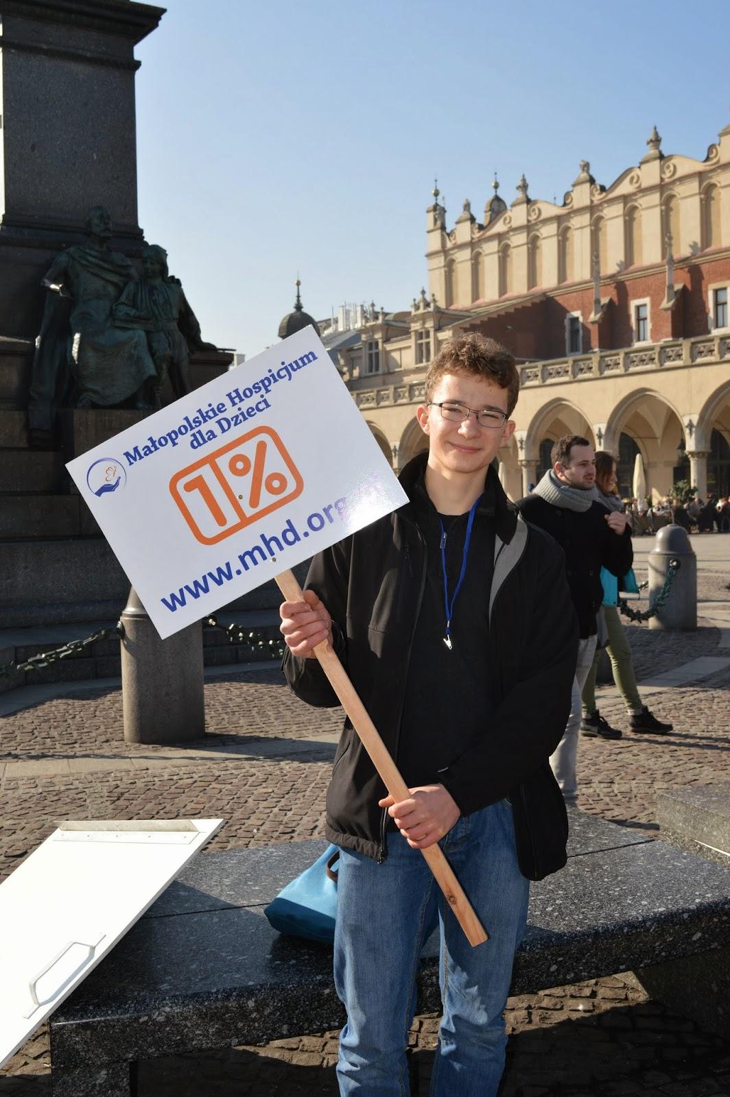 Fotorelacja z happeningu MHD 13.02.2015 w Krakowie  Foto: Izabela Piszczek