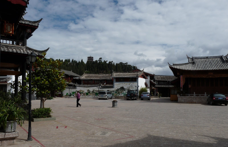 Chine. Yunnan.LIJIANG , Dragon snow mountain,puis lac LUGU - P1230193.JPG