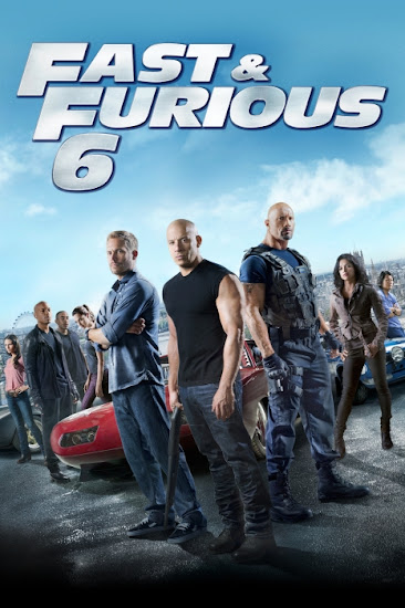 Fast & Furious 6 (2013) เร็ว แรง ทะลุนรก 6 HD [พากย์ไทย]