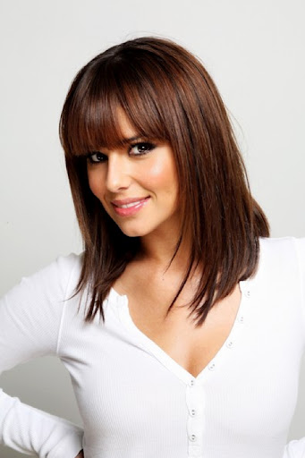 Fantastic Hair Bangs Hairstyles 2012 Different Types Designs Styles Hairstyles For Women Draintrainus
