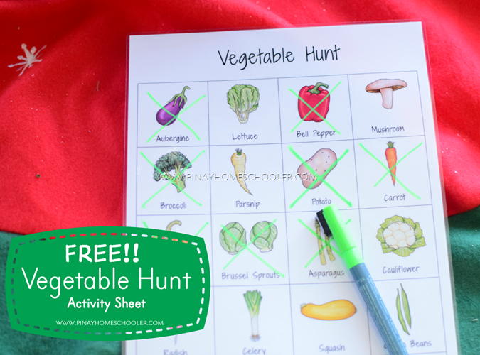 VegetableHunt