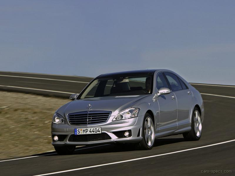 2009 Mercedes-Benz S-Class S65 AMG Specifications, Pictures, Prices
