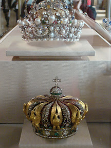 Crown belonging to Empress Eugénie