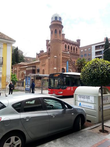 Palacio Laredo. Visiting Alcalá de Henares on the 400th anniversary of the death of Cervantes
