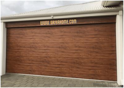 Jenis kayu untuk pintu garasi