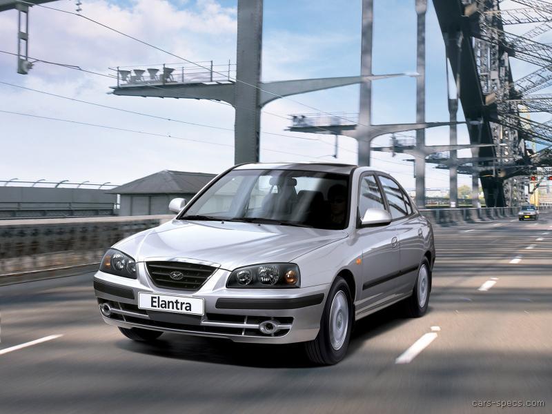 2004 Hyundai Elantra 00001 ...