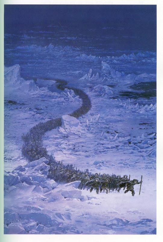 Sil Fingolfin, Fantasy Scenes 1