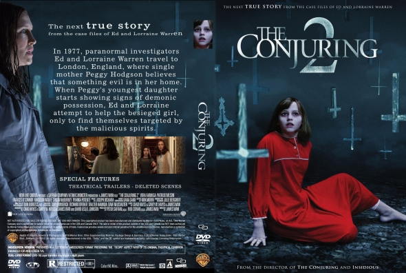 The Conjuring 2: The Enfield Poltergeist – Latino, Inglés